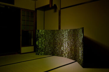 "exhibition photos ""Icho-an"""